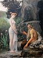 Ernst Klimt - Pan tröstet Psyche, 1892.jpg