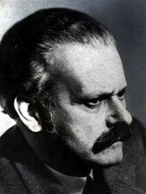 Erwin Guido Kolbenheyer - Image: Erwin Guido Kolbenheyer, um 1920