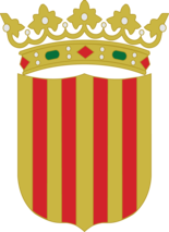 Coat of arms of Aragon