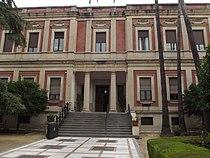 Escuela de Estudios Hispano-Americanos - Calle Alfonso XII, Seville (14679131622).jpg