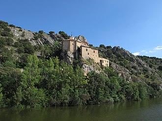Soria - San Saturio Hermitage.