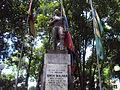 Estatua de Simón Bolívar, Plaza Bolívar de Baruta.JPG