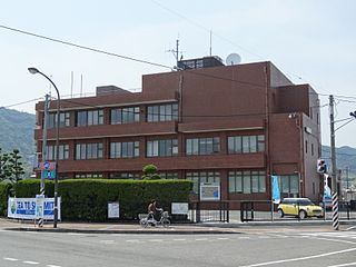 Etajima, Hiroshima City in Chūgoku, Japan