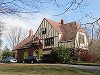 Eugene Tapin House, Southbridge, MA - DSC02635.JPG