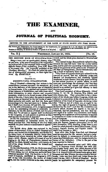 File:Examiner, Journal of Political Economy, v2n13.djvu