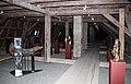 Exibition area in the Galerija-Muzej Lendava, Lendava Castle, 2013-08-11-10.jpg