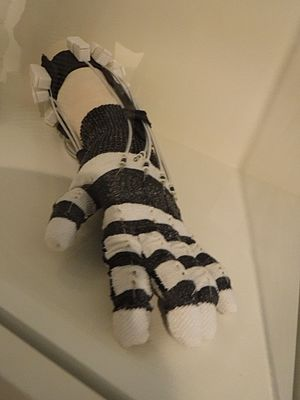 Haptic perception - Exo-Skin Soft Haptic exoskeletal interface