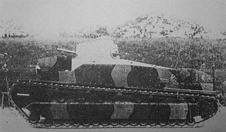 Type 95 Heavy Tank - Experimental Type 91 Heavy Tank