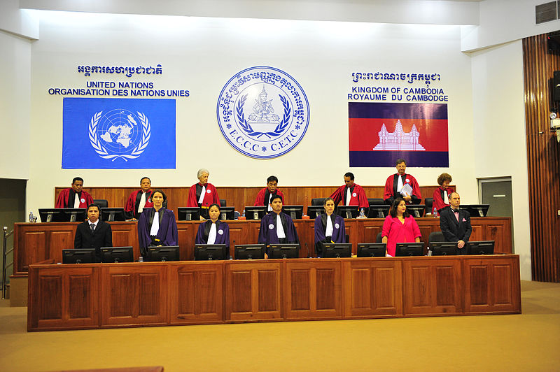 File:Extraordinary Chambers in the Courts of Cambodia - Initial Hearing Case 002.jpg