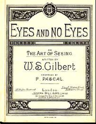 St. George's Hall, London - W. S. Gilbert's last German Reed Entertainment, 1875.