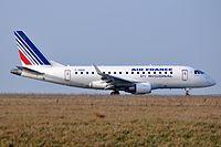 F-HBXE - E170 - Air France