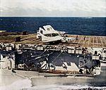 F9F Cougars of VFP-62 and VF-174 on USS Bennington (CVA-20) c1957.jpg
