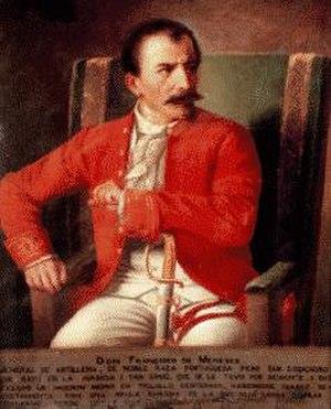 Francisco de Meneses Brito - Image: F De Meneses