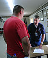 FEMA - 35419 - FEMA Community Relations Team at a Disaster Recovery Center in Iowa.jpg