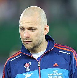 FIFA WC-qualification 2014 - Austria vs Faroe Islands 2013-03-22 - Christian Holst 04.jpg