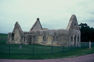 National Register of Historic Places listings in Gregory County, South Dakota - Image: FORT RANDALL