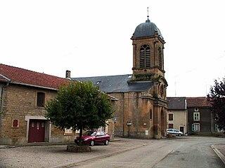 Chauvency-le-Château Commune in Grand Est, France