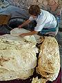Fabrication du lavash à Noravank (2).jpg