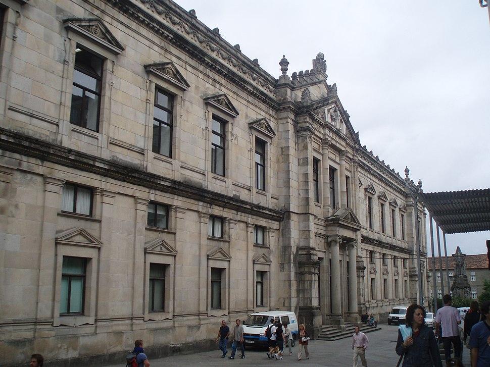 Facultad de Medicina de Santiago de Compostela