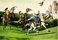 Falconry, the sport of kings (1920) (14566002467).jpg