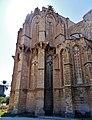 Famagusta - Gazimagusa Lala-Mustafa-Pasha-Moschee (Nikolauskathedrale) Chor 3.jpg