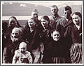 Family group at Grund, Skorradalur. (4558217117).jpg