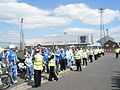 Fans waiting for Pompey Parade to start - geograph.org.uk - 807176.jpg