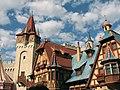 Fantasyland Bavarian architecture.jpg