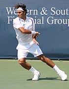 Federer Cincinnati (2007)