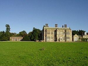 John Wyndham (1558–1645) - Felbrigg Hall, viewed from the south, as rebuilt circa 1620-4 by Sir John Wyndham for his 3rd son Thomas