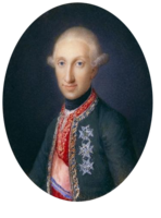 Ferdinand I of the Two Sicilies, miniature3 - Hofburg.png