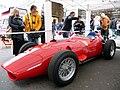 Ferrari 246 F1 Regent Street Motor Show 2016 (30762637072).jpg