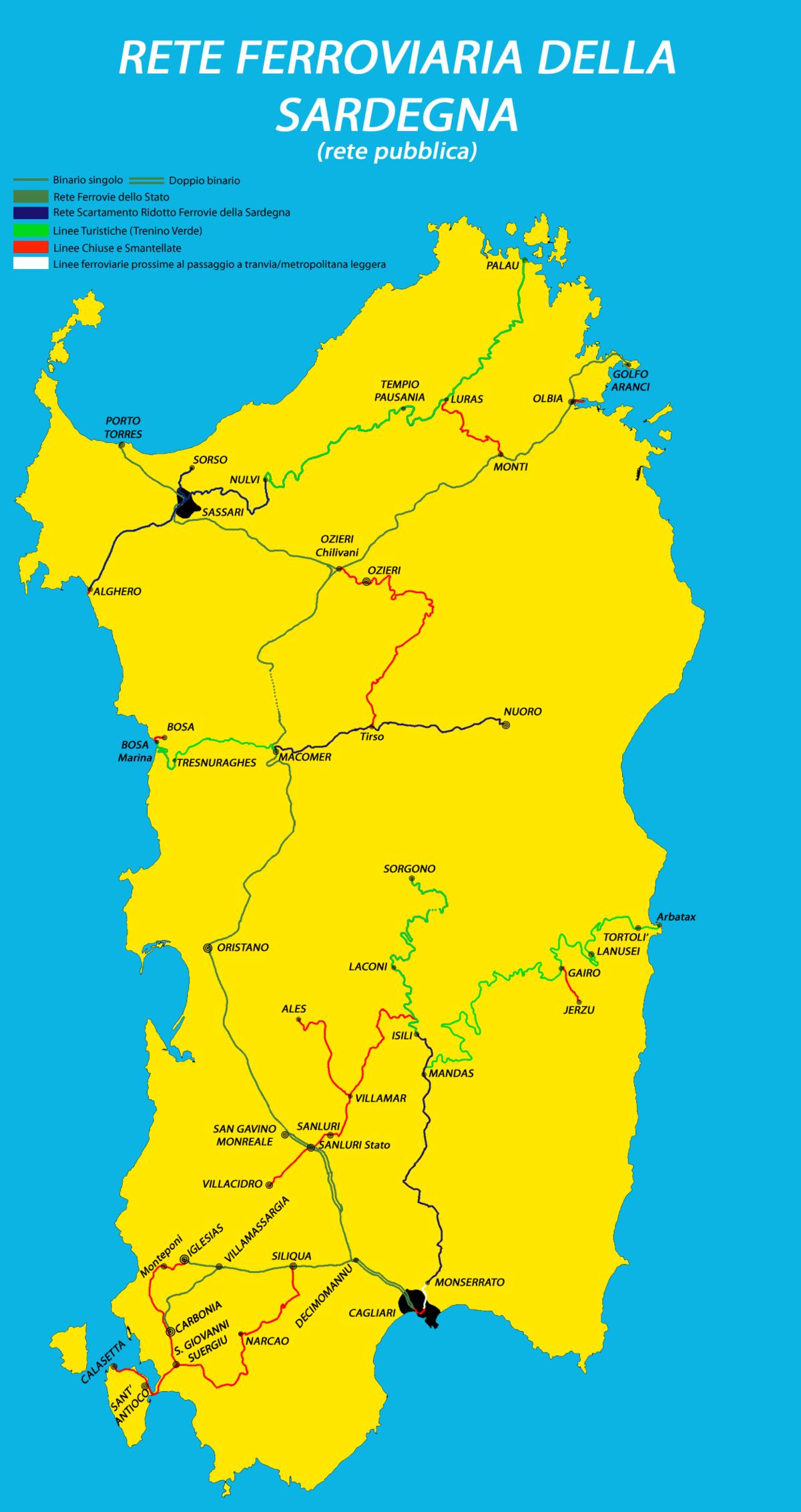 Trenino Verde Wikipedia