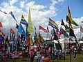 Festival Flags - geograph.org.uk - 1398468.jpg
