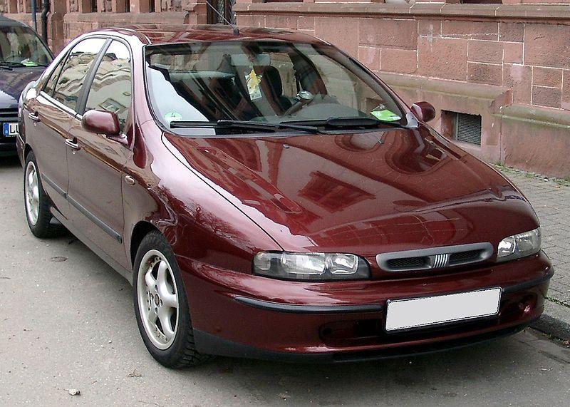 Fiat Bravo 2001. FIAT Bravo/Brava
