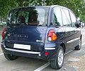 Fiat Multipla rear 20070605.jpg
