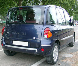 Fiat Multipla rear 20070605.jpg