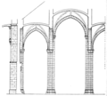 Fig 98 -Cross Section of Cathedral of Poitiers.png