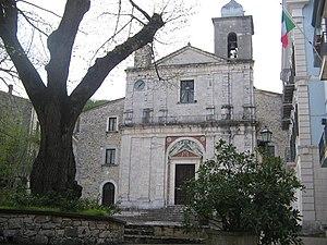 Filignano - Image: Filignano (Immacolata Concezione church)