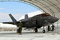 First F-35B Lightning II arrives at MCAS Beaufort 140717-M-UU619-780.jpg