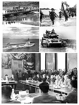 Description de l'image First Indochina War COLLAGE.jpg.
