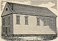 First courthouse of Hampshire County, Massachusetts built 1740 in Springfield.jpg