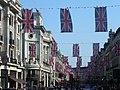 Flag Day on Regent Street - geograph.org.uk - 2382092.jpg