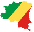 Flag map of Greater Congo (Republic of the Congo).png