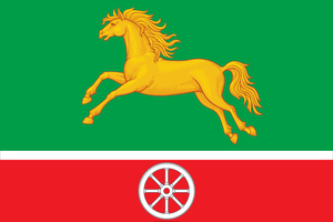 Begovoy District - Image: Flag of Begovoe (municipality in Moscow)