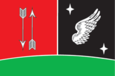 Flag of Gagarinsky (municipality in Moscow).png