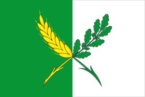 Khotynetsky District - Image: Flag of Khotynetcky rayon (Oryol oblast)