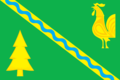 Flag of Petushinskoe (Vladimir oblast).png
