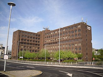Cumbernauld - Fleming House - Town Centre