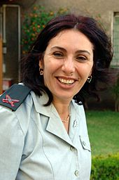 Flickr - Government Press Office (GPO) - PORTRAIT, IDF SPOKESWOMAN BRIG. GENERAL MIRI REGEV.jpg